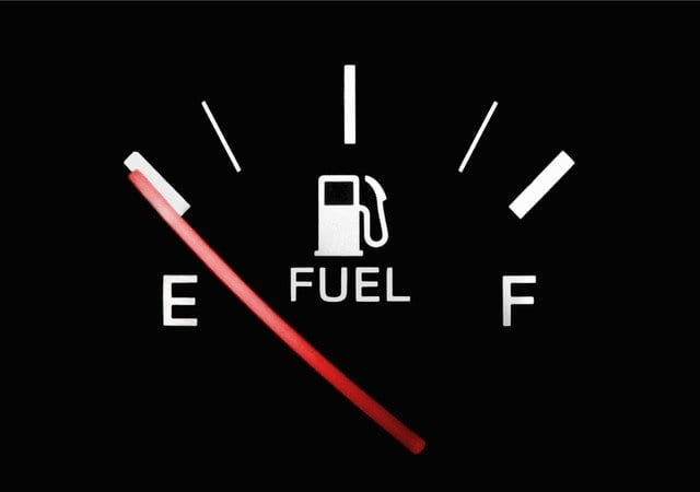 How many miles can I travel after my fuel light comes on